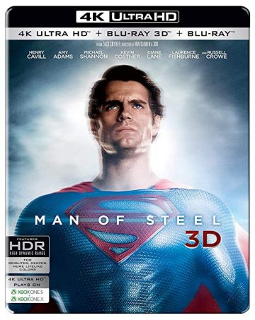 superman 4K ultra hd