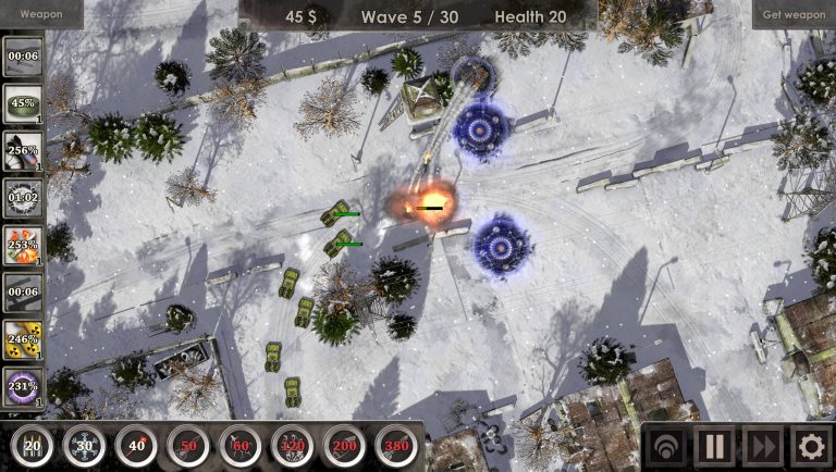 DF 3 HD: Best tower defense games on Android