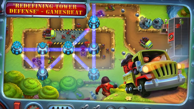 Best Tower Defense Games on Android