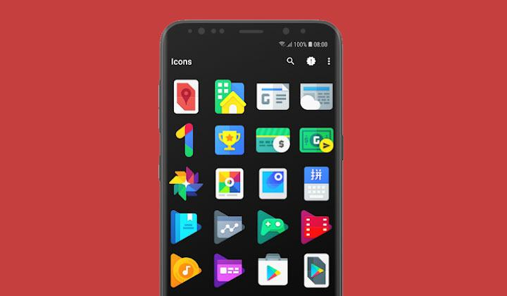 Minty icon pack android