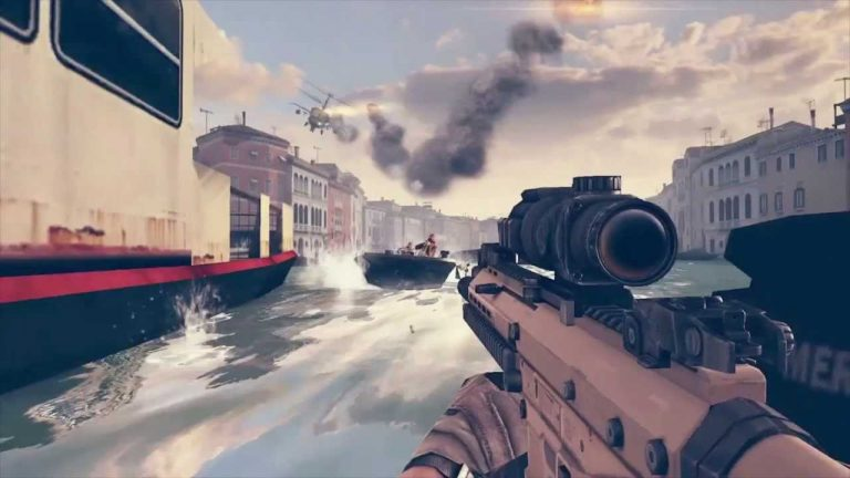 Modern Combat 5: Call Of Duty Alternative
