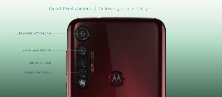 Moto G8 Plus Camera