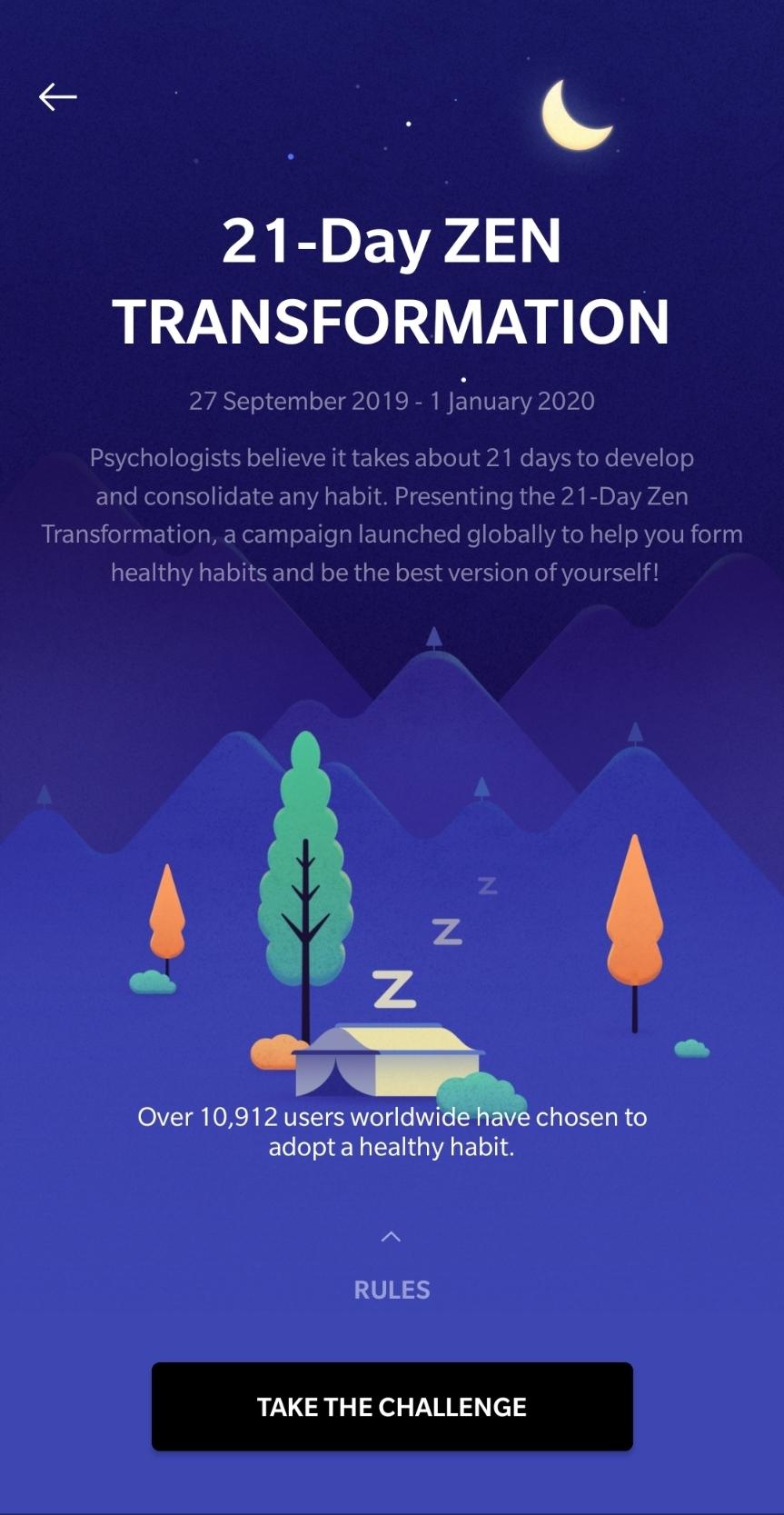 OnePlus Zen challenge