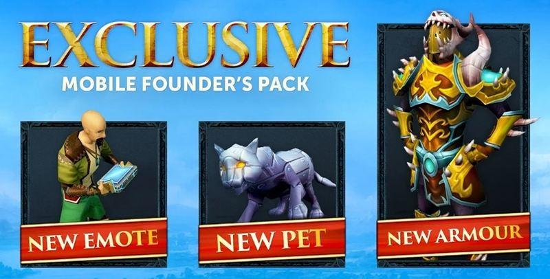 Runescape Mobile Rewards