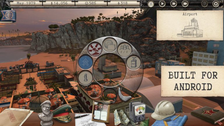 Tropico : Best Strategy Games On Android