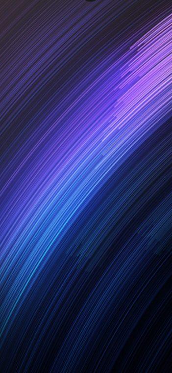 purple line wallpaper