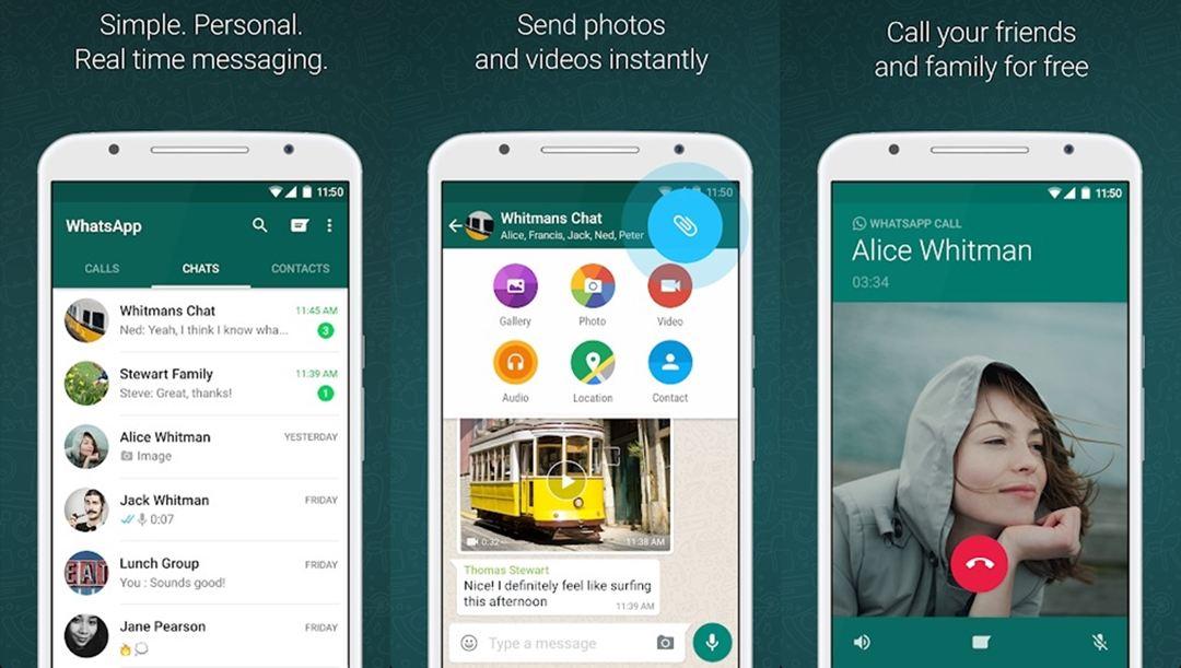 WhatsApp Mesenger for Android
