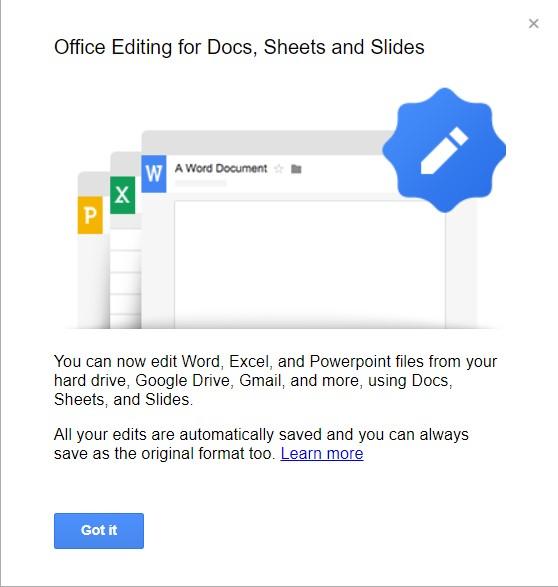edit office file dialog