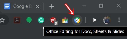 edit office file extension