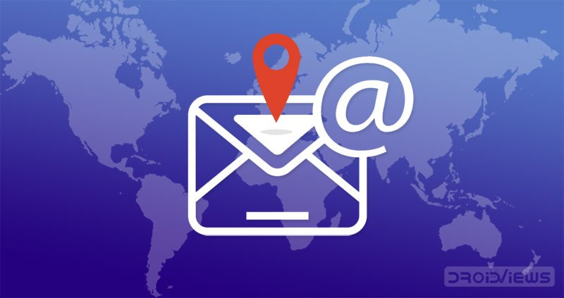 trace email address