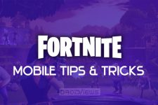 fortnite mobile tips and tricks