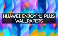 huawe enjoy 10 plus stock wallpapers