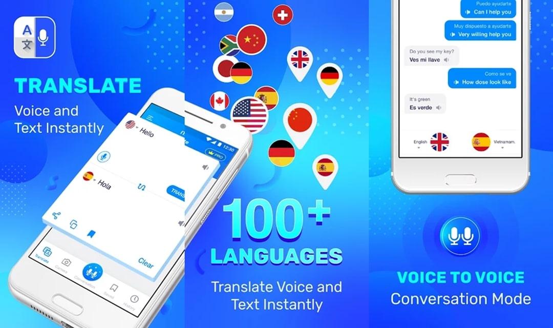 iTranslate Voice Translator