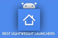 best lightweight android launchers