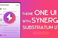one ui synergy theme