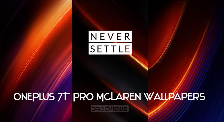 oneplus 7t pro mclaren edition wallpaper