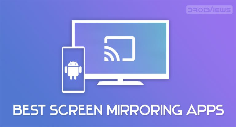 screen mirroring apps android