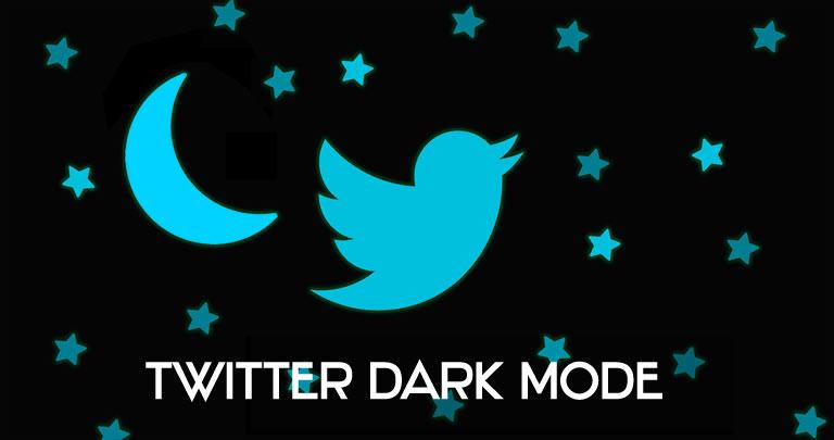 twitter dark mode