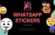 best whatsapp sticker packs