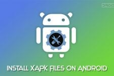 install xapk android