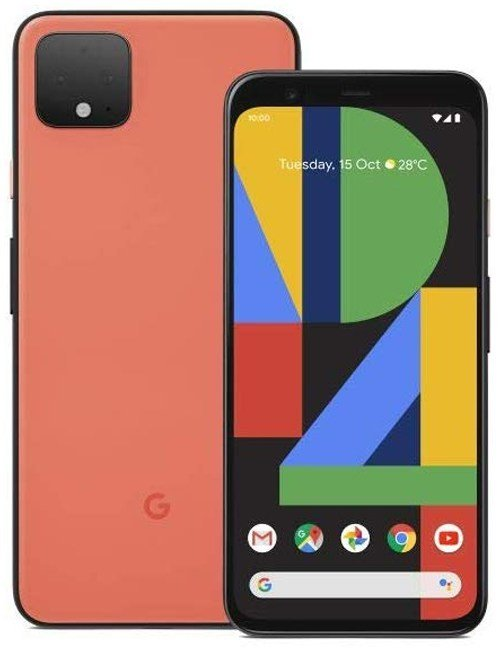 Pixel 4 XL Android phone