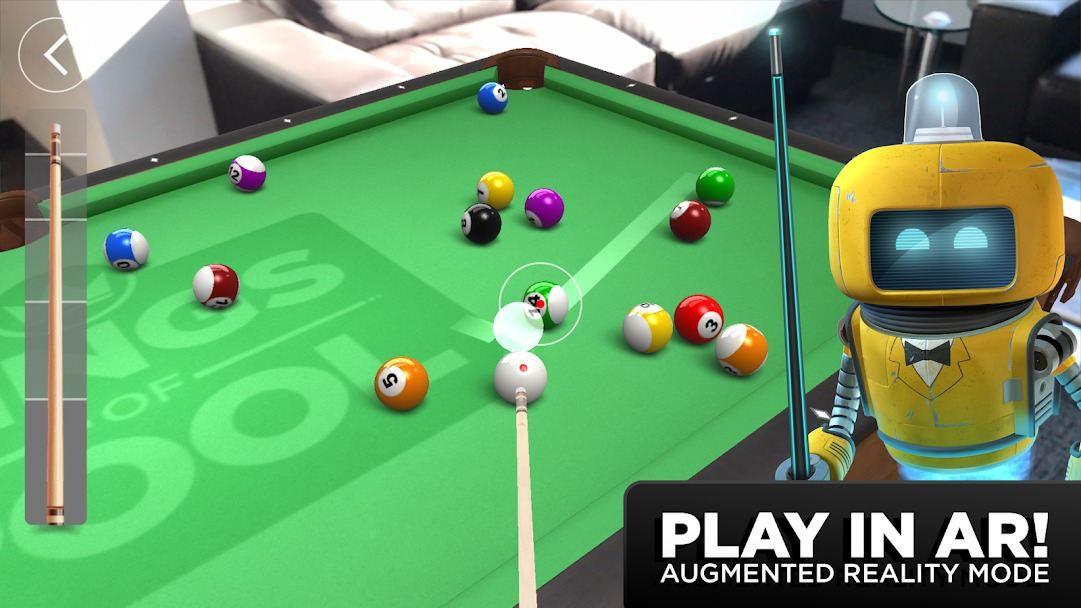 Kings of Pool game