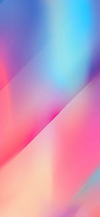 lg g7 fit pink blue wallpaper