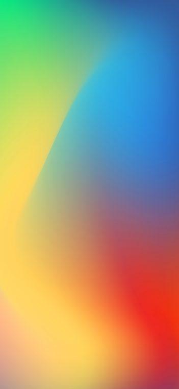 lg g7 gradient wallpaper