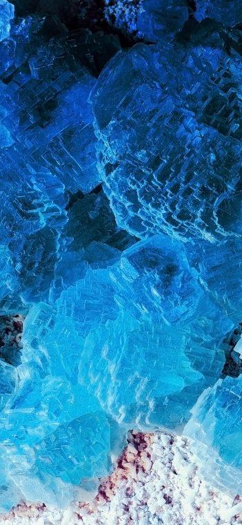 lg g7 fit ocean foam wallpaper