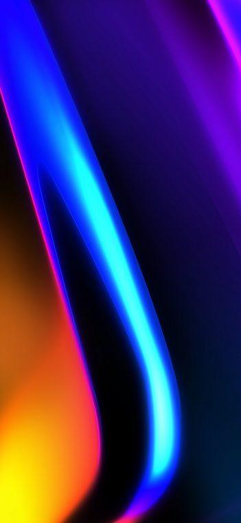colorful light wallpaper