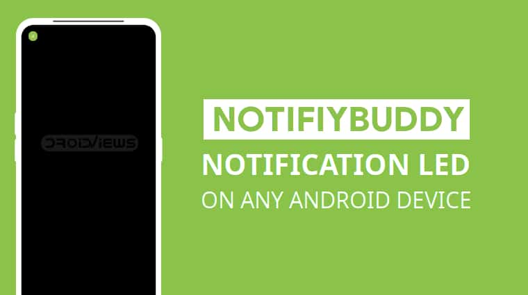 notification led on android