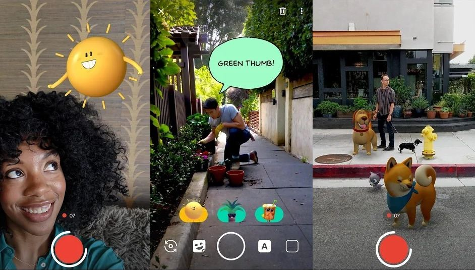 Playground ar app android
