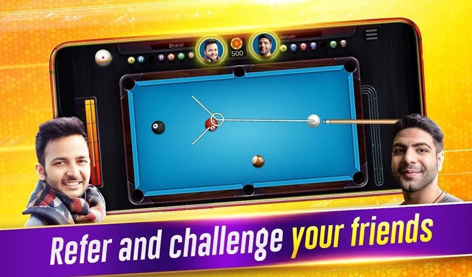 Pool king android game