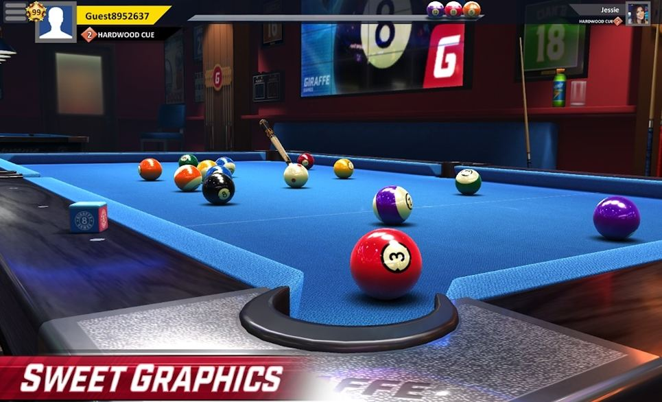 Pool Stars game Android