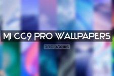 Mi CC9 Pro Wallpapers