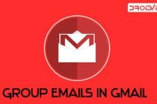 group emails in gmail
