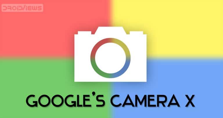 google camera x