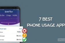 phone usage apps