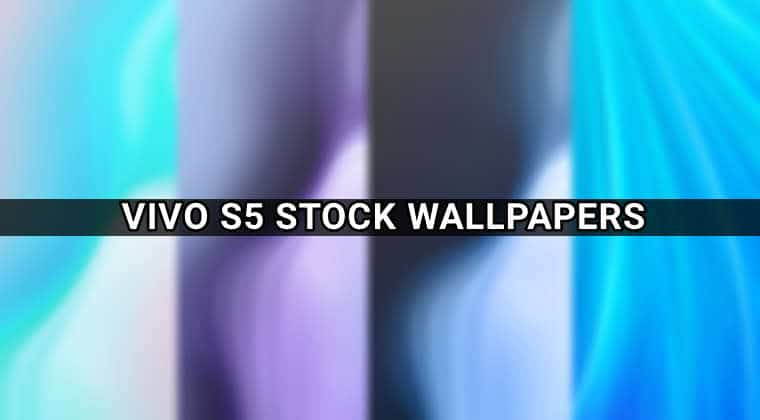 vivo s5 stock wallpapers