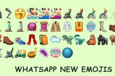 whatsapp emoji feature