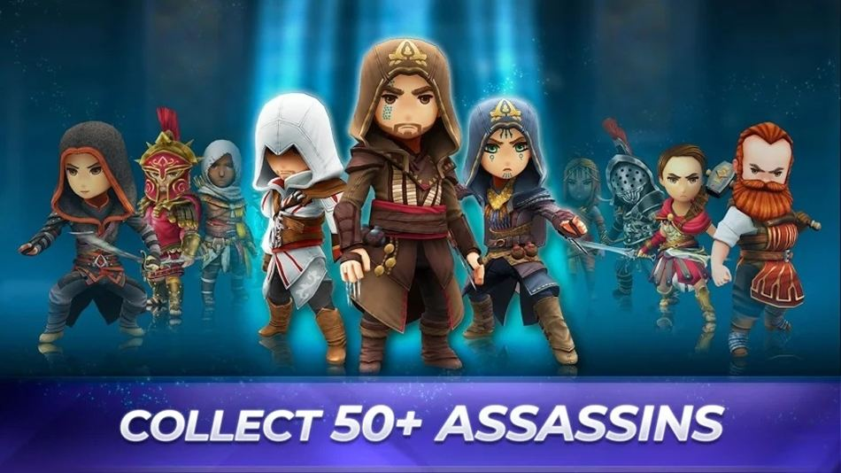 Assassin's Creed Rebellion 120fps game