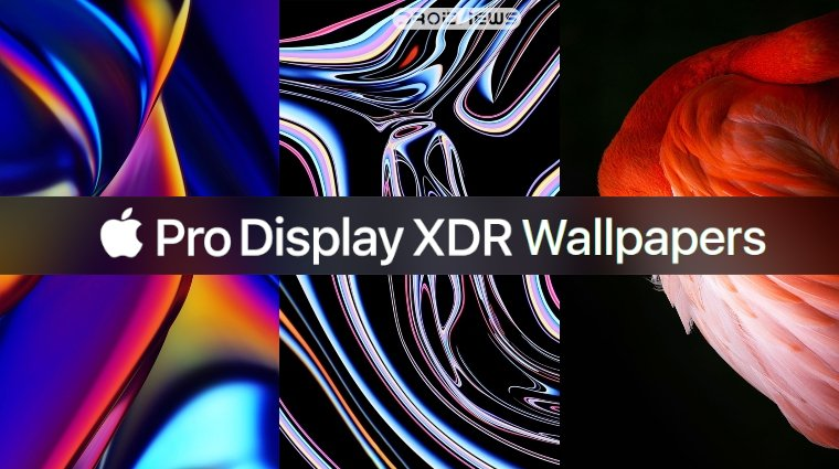 Download Apple Pro Display Xdr Wallpapers 2019 Droidviews