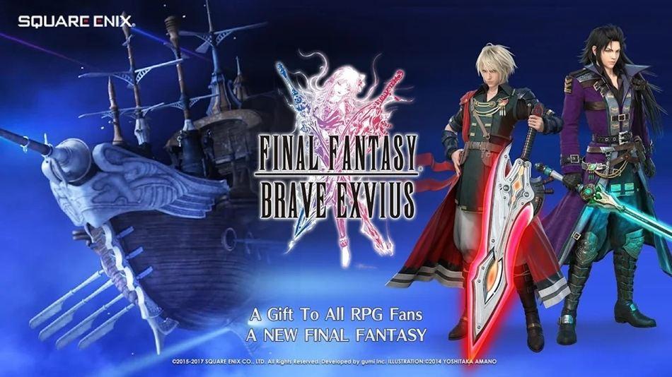 Final Fantasy Brave Exvius android game