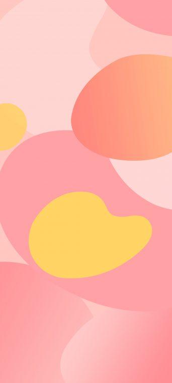 huawei nova 6 5g colorful design wallpaper