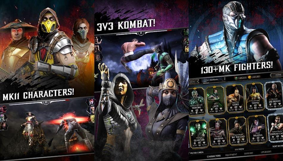 Mortal Kombat 120Hz referesh rate support