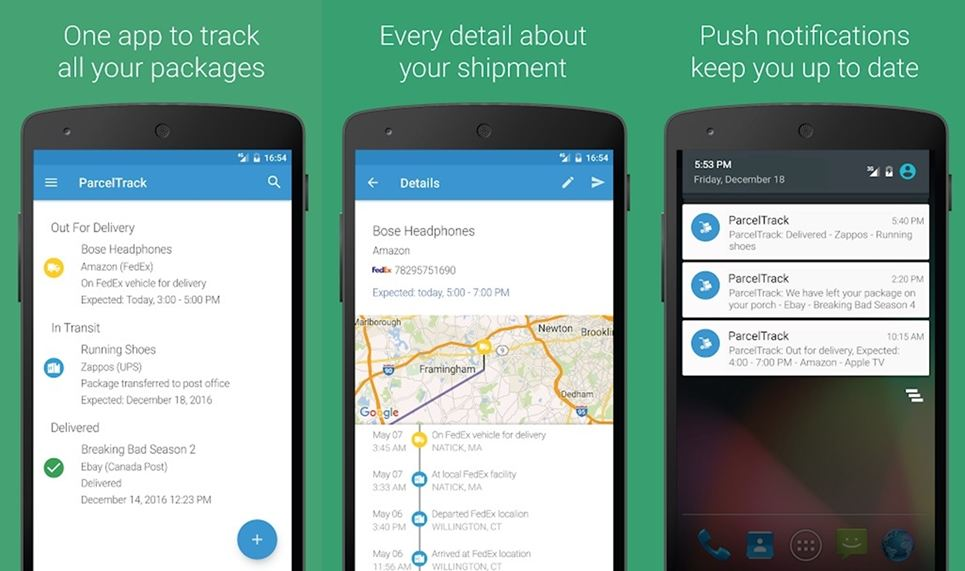 5 Best Package Tracking Apps For Android In 2020 Droidviews
