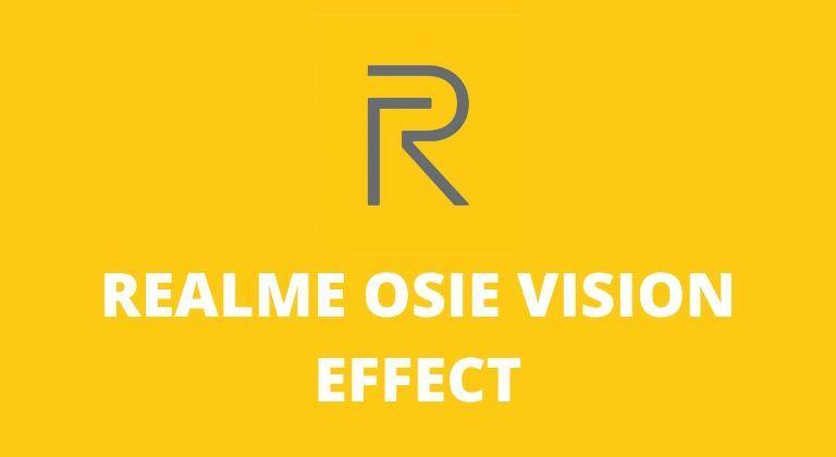 OSIE Vision Effect