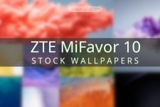 zte mifavor 10 wallpapers