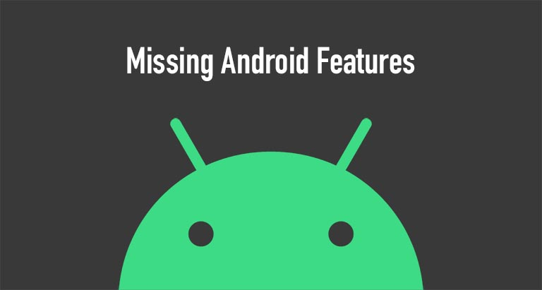 android features