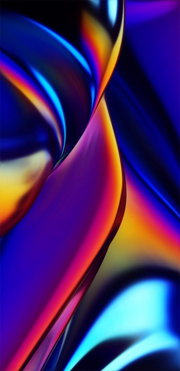apple pro display xdr colorful wallpaper